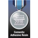 Dental Advisor Top Cements: Adhesive Resin 2016