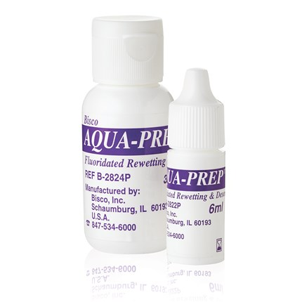 Aqua-Prep F is available in a 6ml bottle or 30ml bottle.