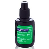 Fortify composite surface sealant will help reduce the wear of posterior composites.  It is available in a bottle.