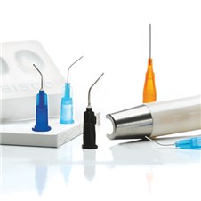 BISCO offers a number of accessory items.  Mixing wells, mixing pads, disposable syringe tips, etc.